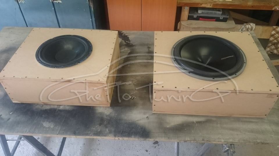 Ghetto Tuning 187 Blog Archive 187 Incinte Subwoofer Sealed