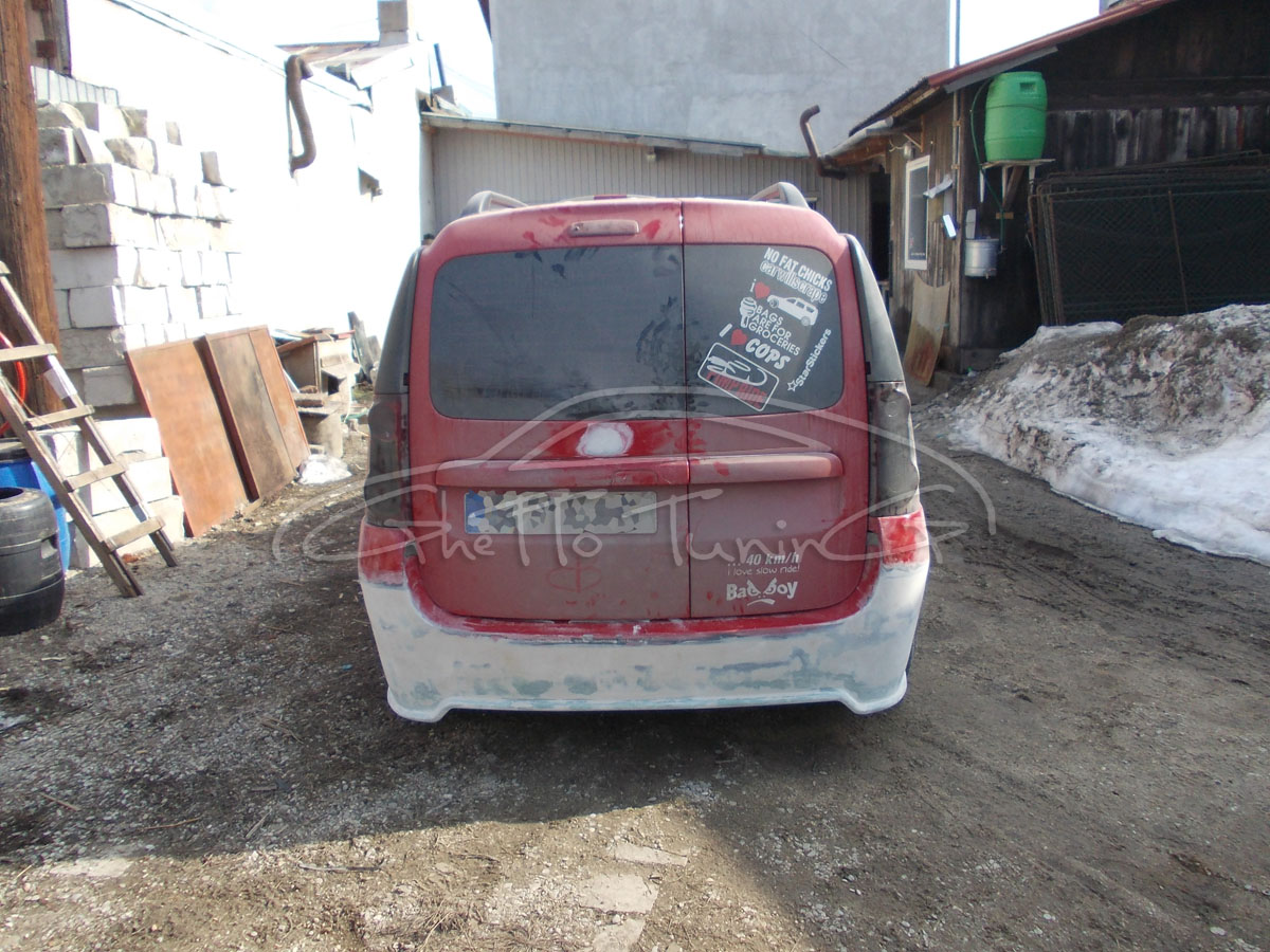 Ghetto Tuning 187 Blog Archive 187 Dacia Logan Mcv Custom
