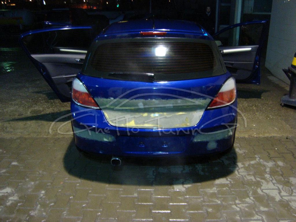 Ghetto Tuning Blog Archive Portbagaj Bara Spate Clean Opel Astra H